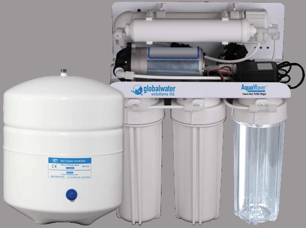 Purificateurs d'eau à osmose inverse AquaWave Classic Maxi