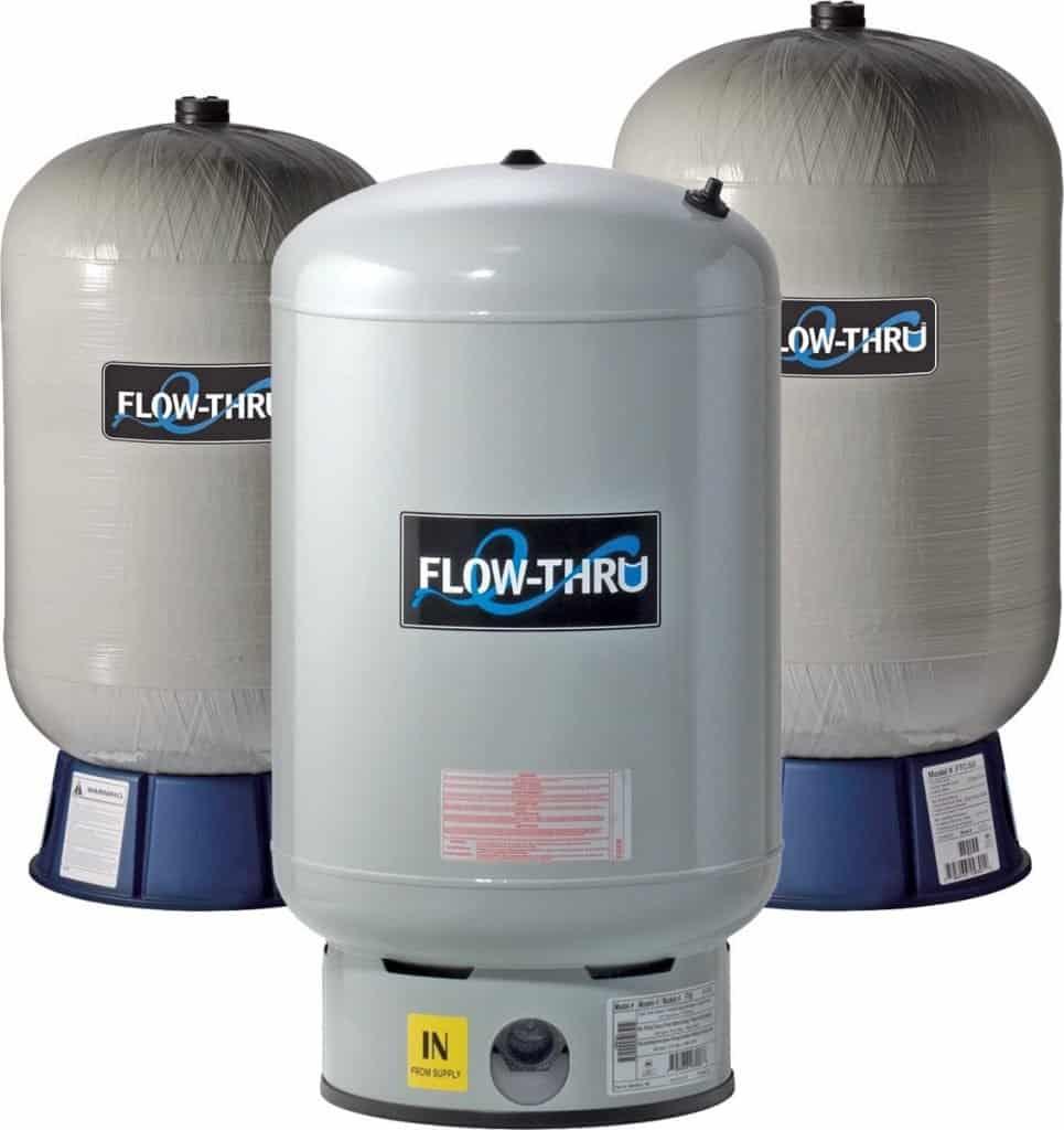 VFD / VSD Anwendungen FlowThru