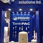 Busy first day at Aquatech China 2018 GWS at Aquatech China 1