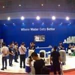 Busy first day at Aquatech China 2018 GWS at Aquatech China 3