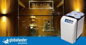Global Water Solutions - Black Powder Gin social Global Water Solutions Black Powder Gin social