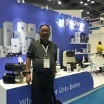 Tradeshows - Q1 & Q2 Global Water Solutions at AsiaWater 2018 1