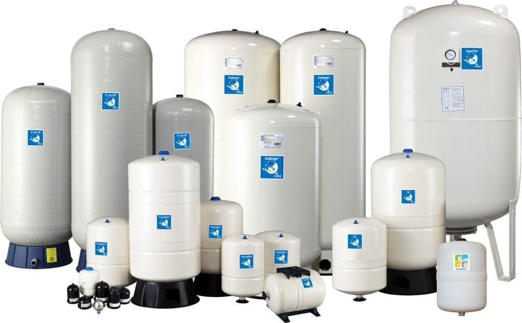 Pressure Tanks - Global Water Solutions