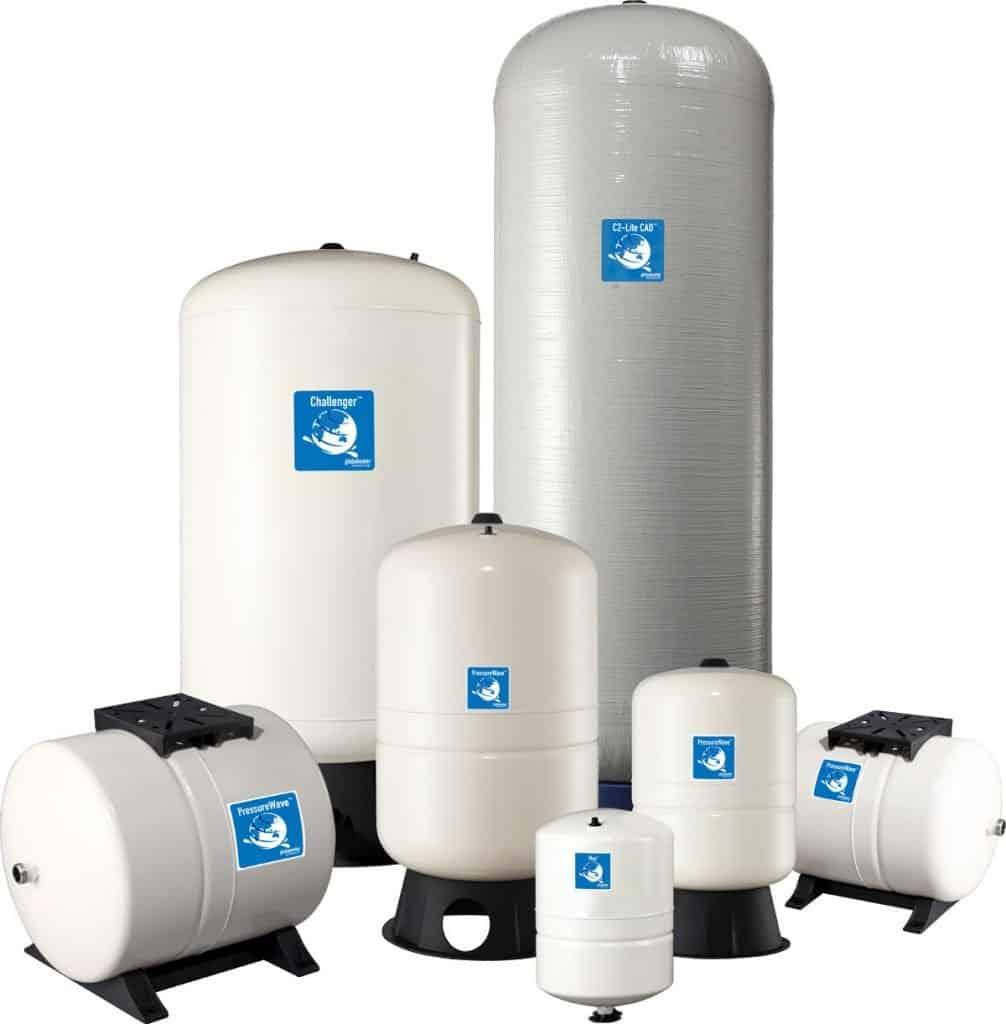 Applicazioni per pressurizzazione Pumping